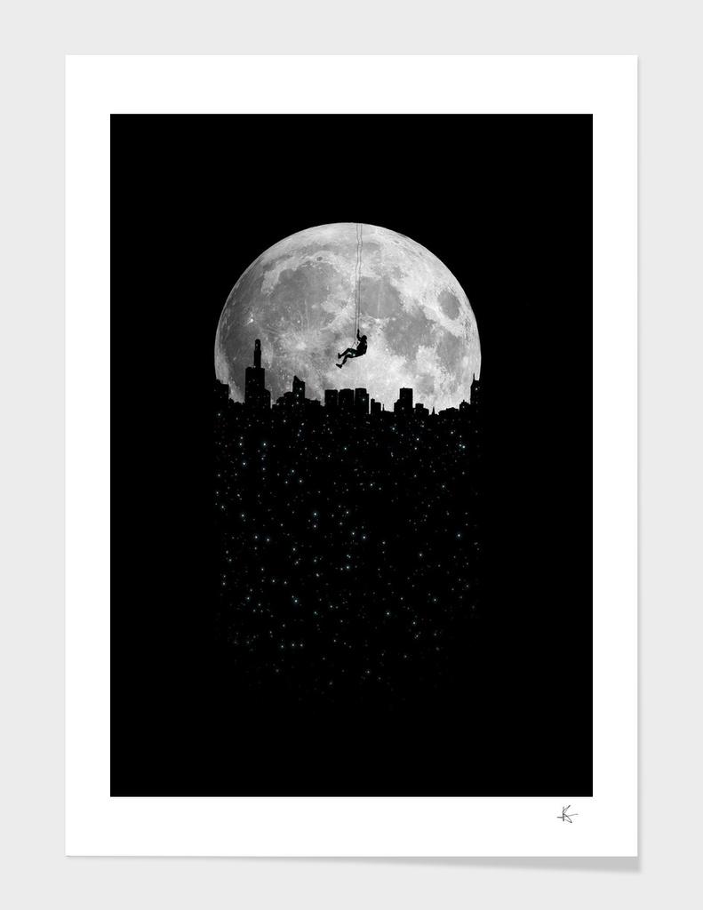The Moon Climber