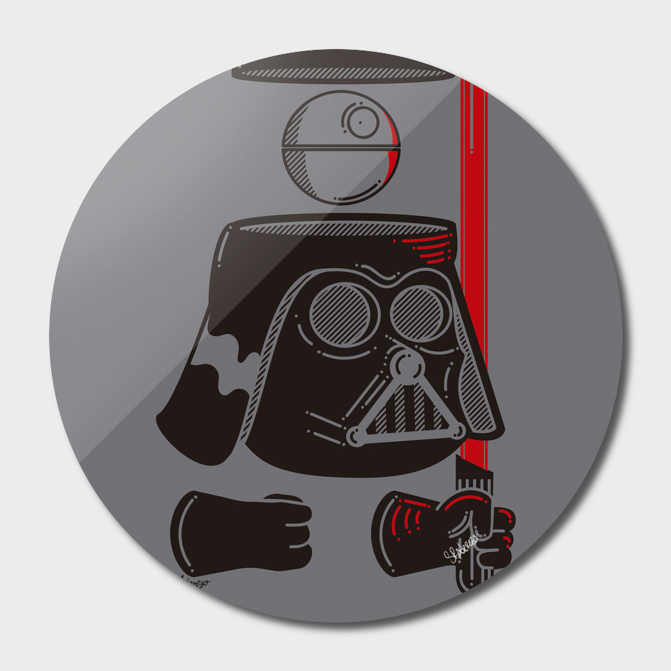 Darth Vader Hungry Serie