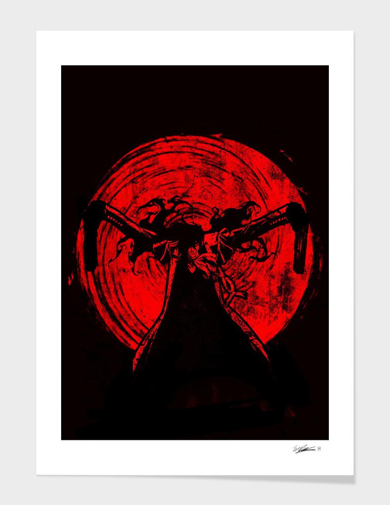 Red Sun Vampire