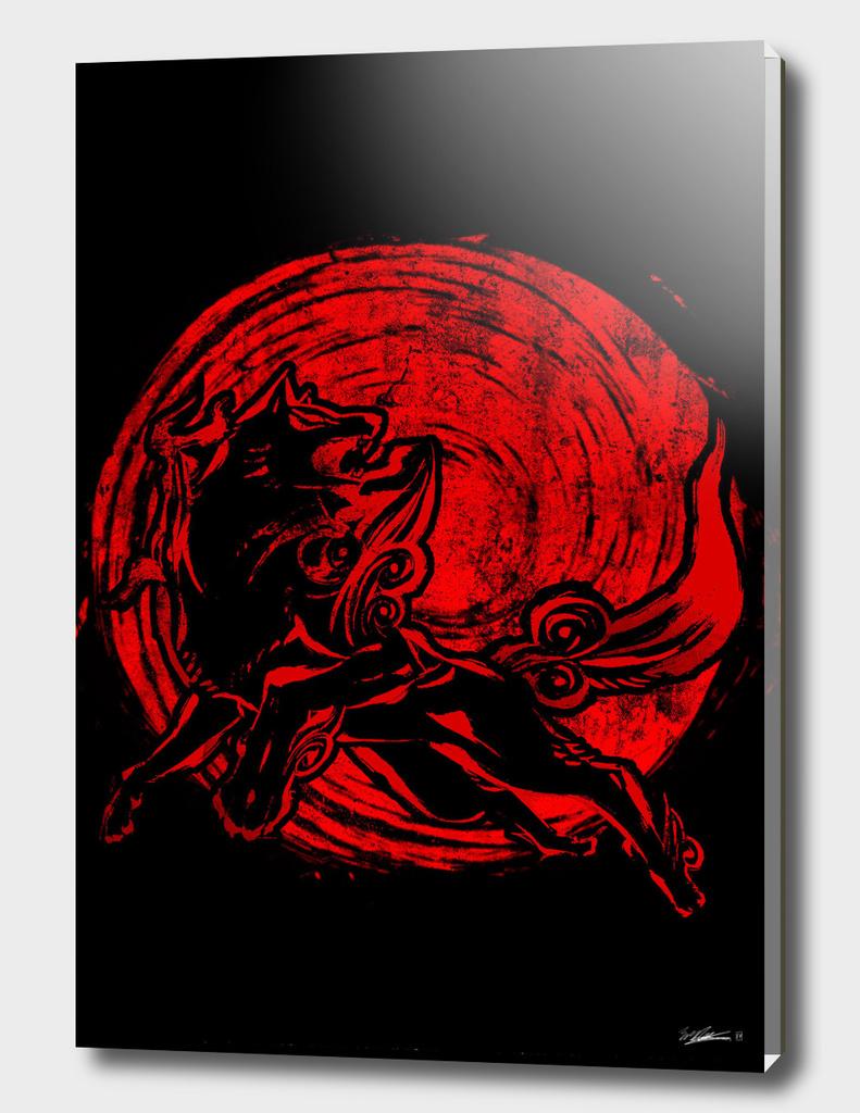 Red Sun Okami