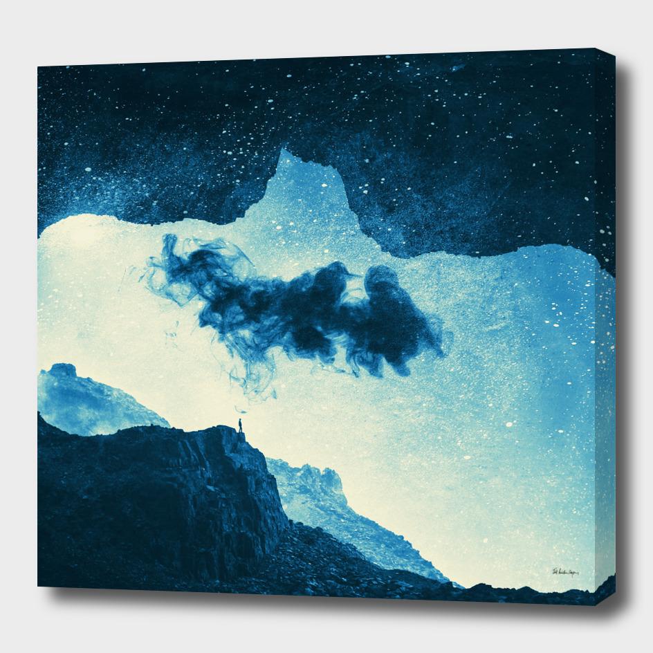 Spaces IX - imaginary world