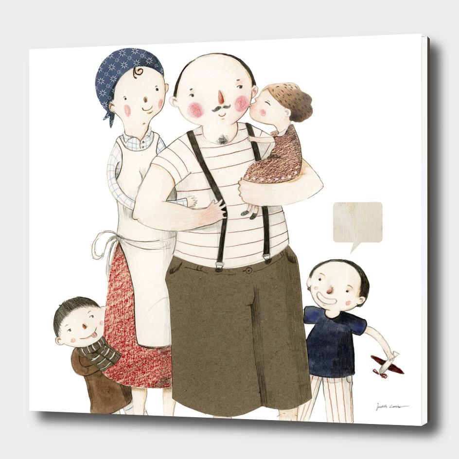 Family Portrait V