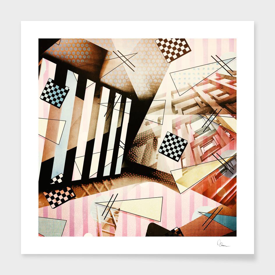 Miami Vice vs. Bauhaus No.3