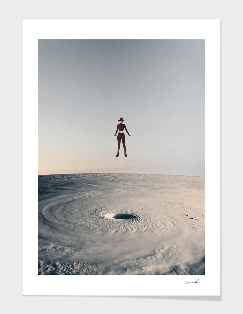 Gravity Lady