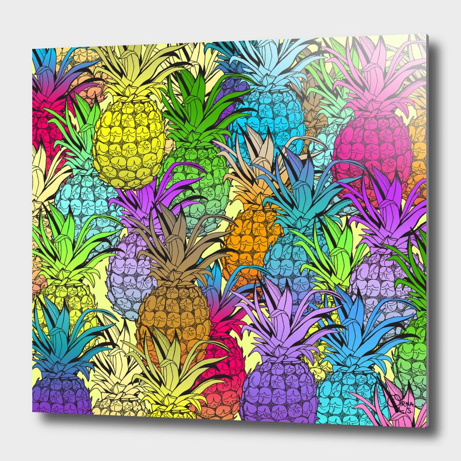 Pineapple Parade