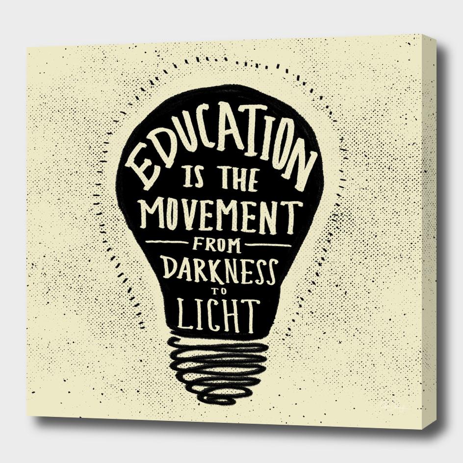Education Light