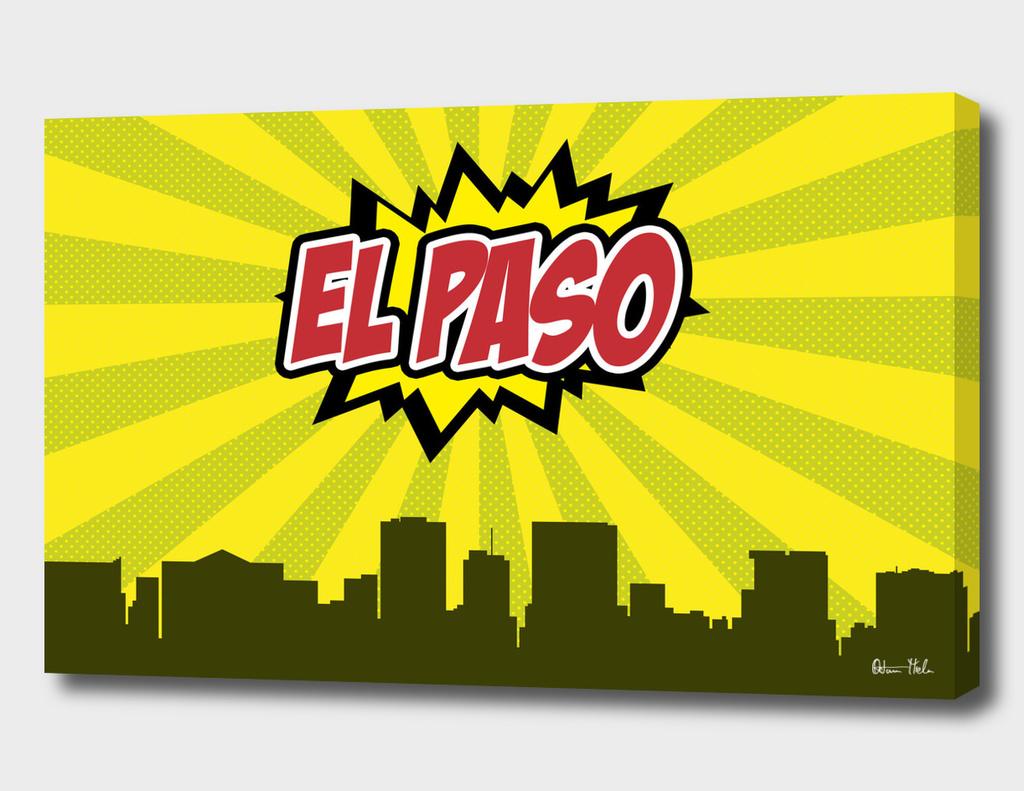 El Paso Pop Skyline