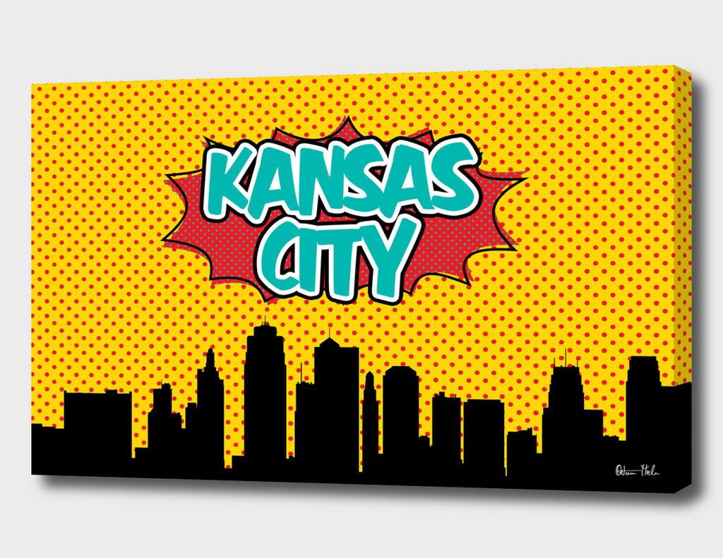 Kansas City Pop Skyline