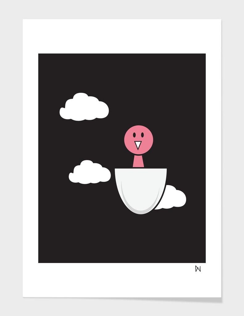 Babybird (Pink)