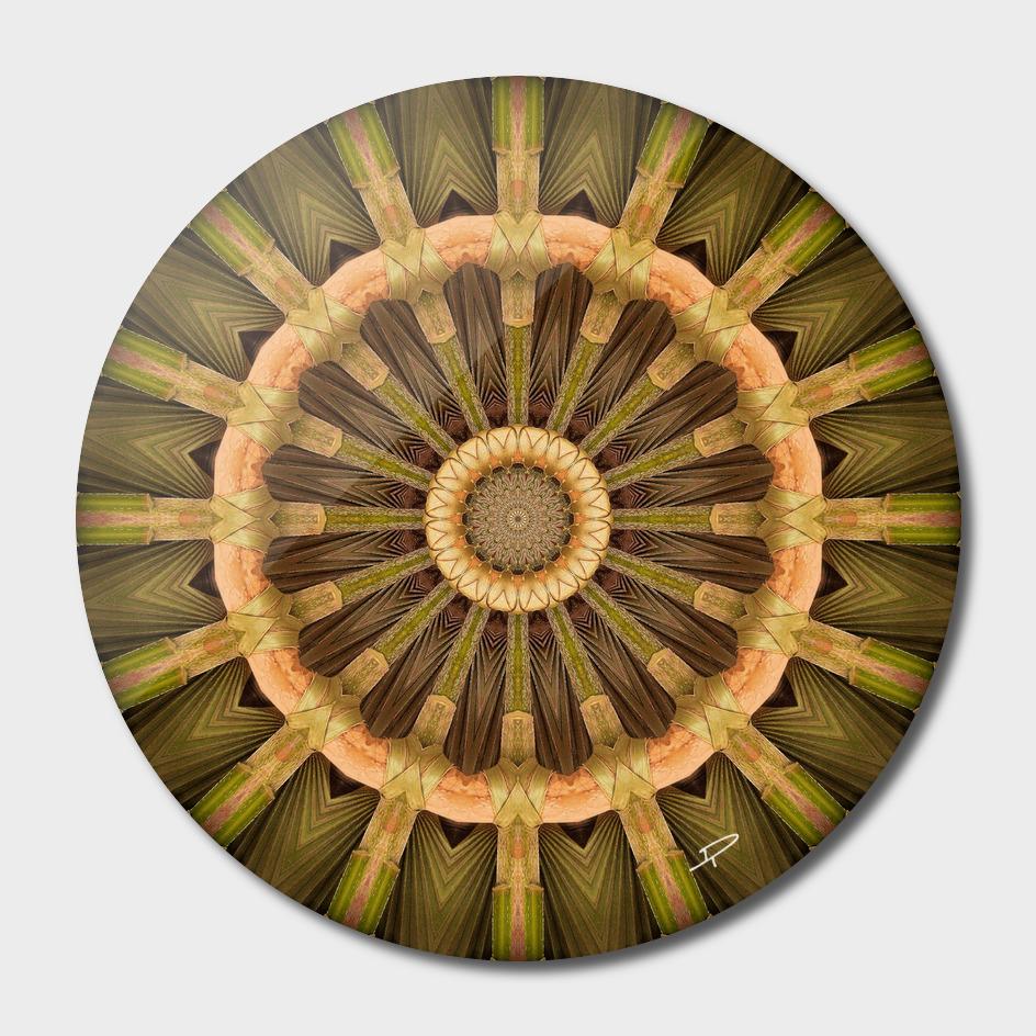 Digital Thatch circle