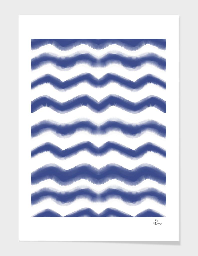 Shibori Waves