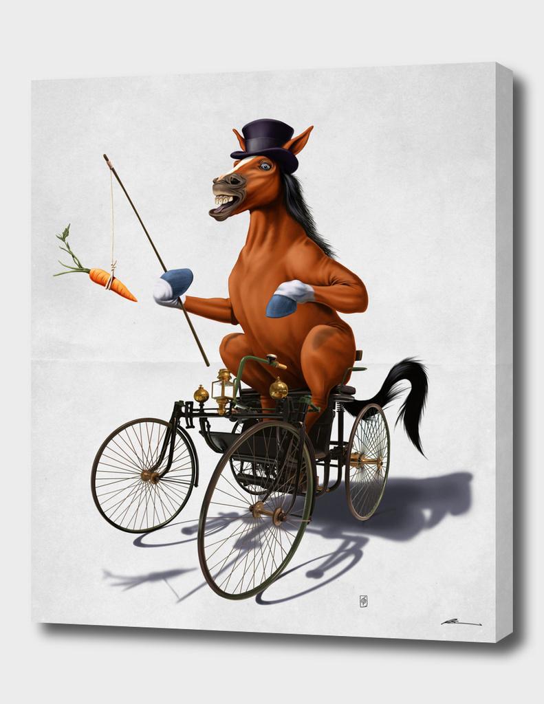 Horse Power (Wordless)