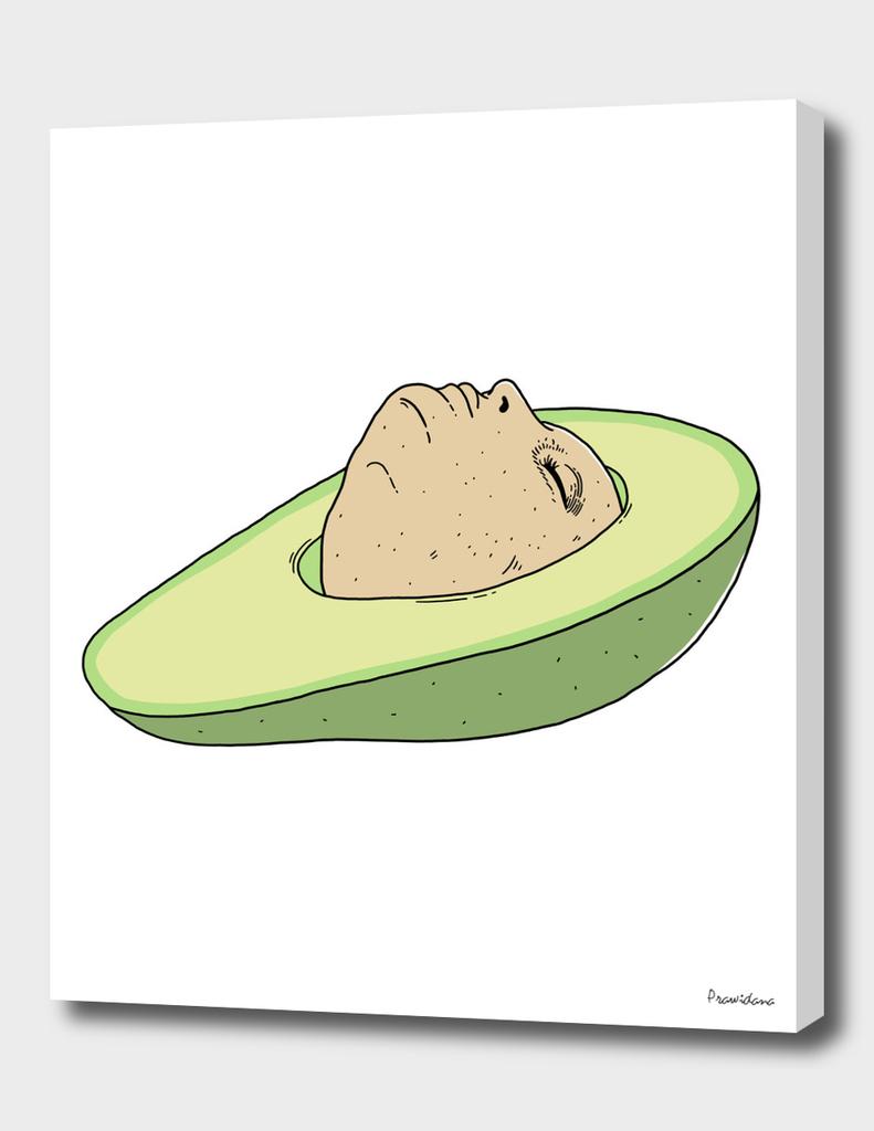 Man of Avocado
