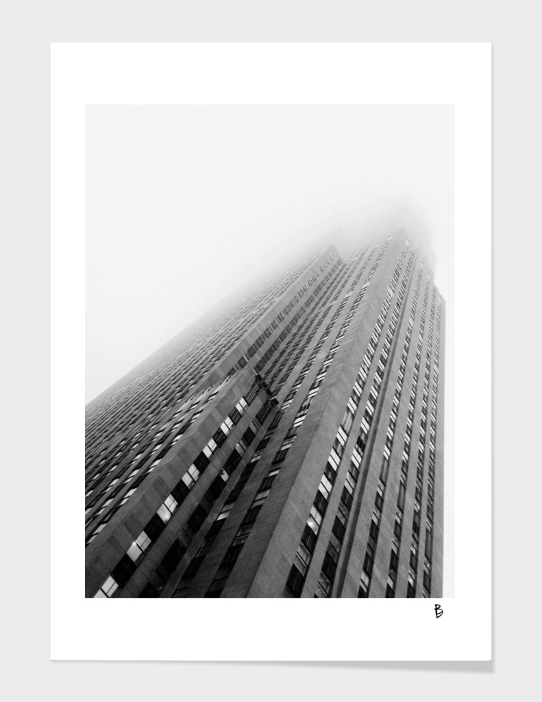 Ethereal fog