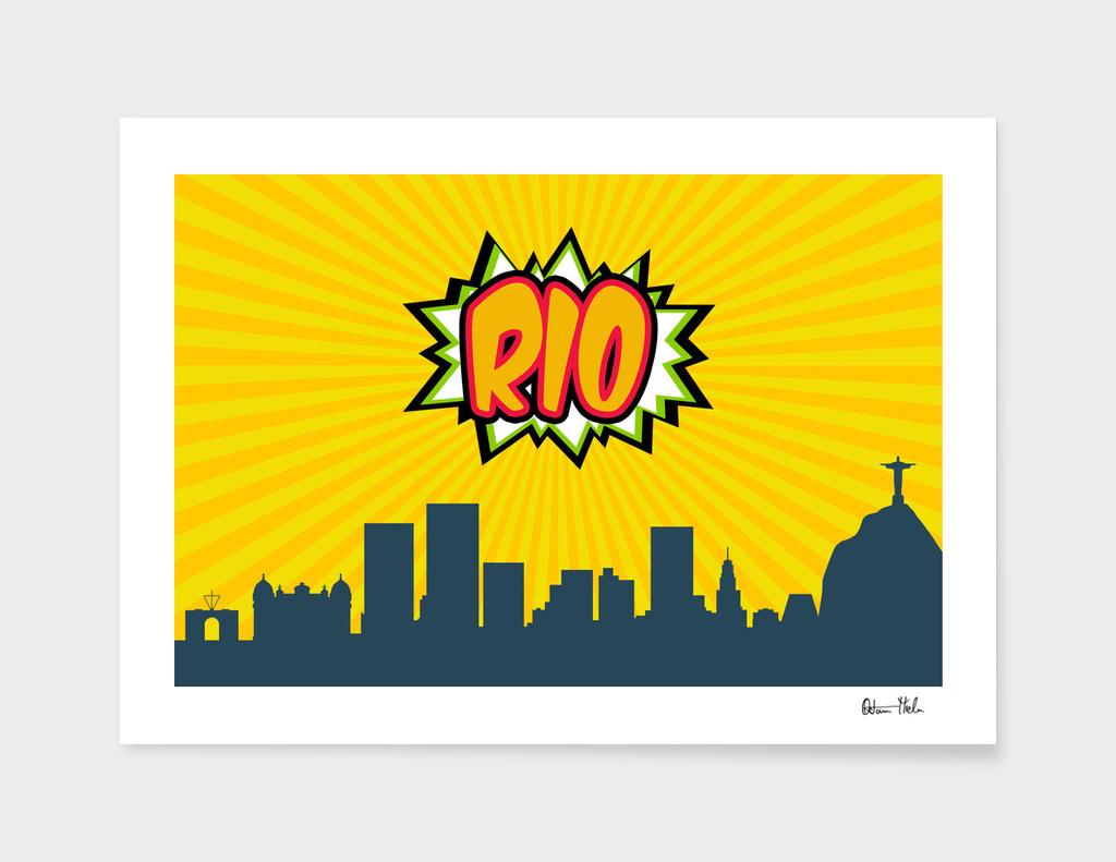 Rio Pop Skyline