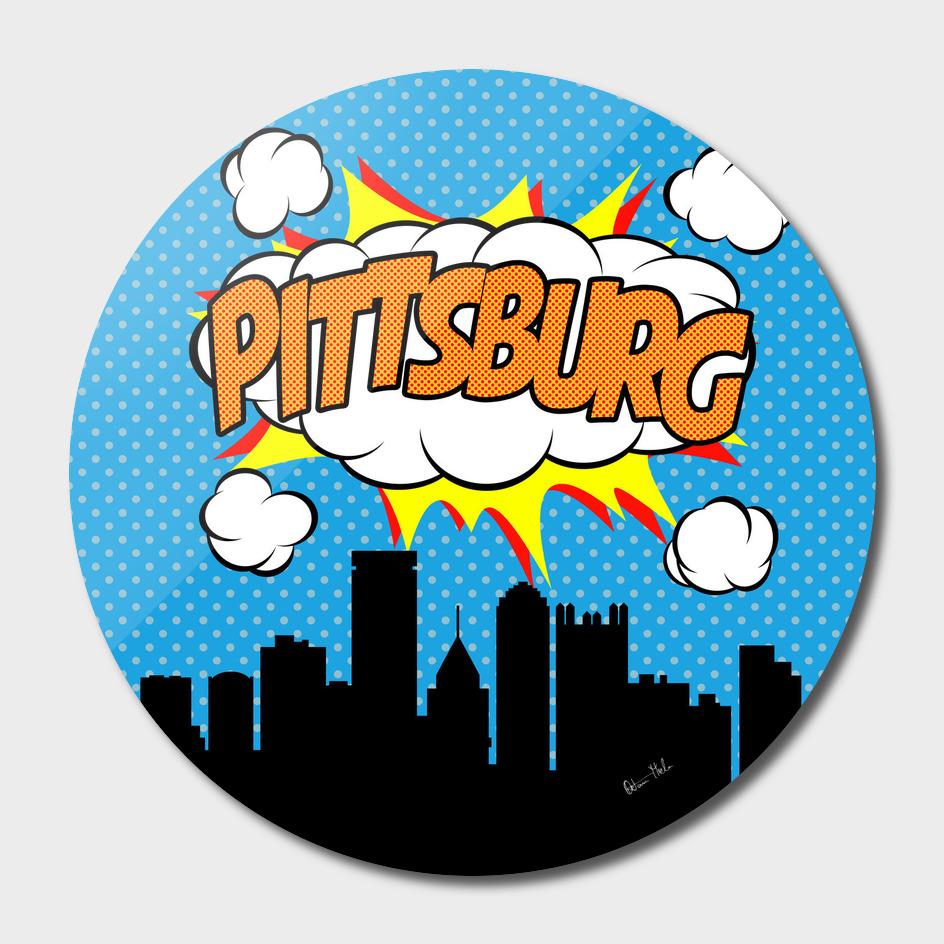 Pittsburg Pop Skyline