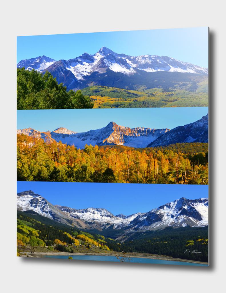 San Juan Mountains of Colorado