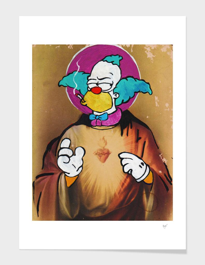 Jesus Krusty