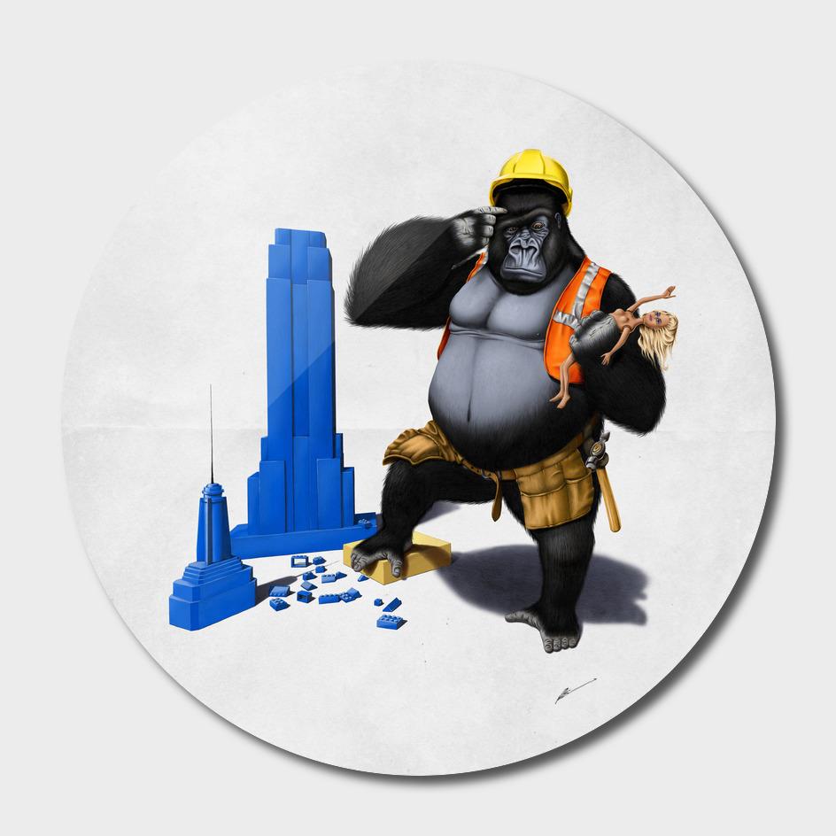 Building an Empire (wordless)