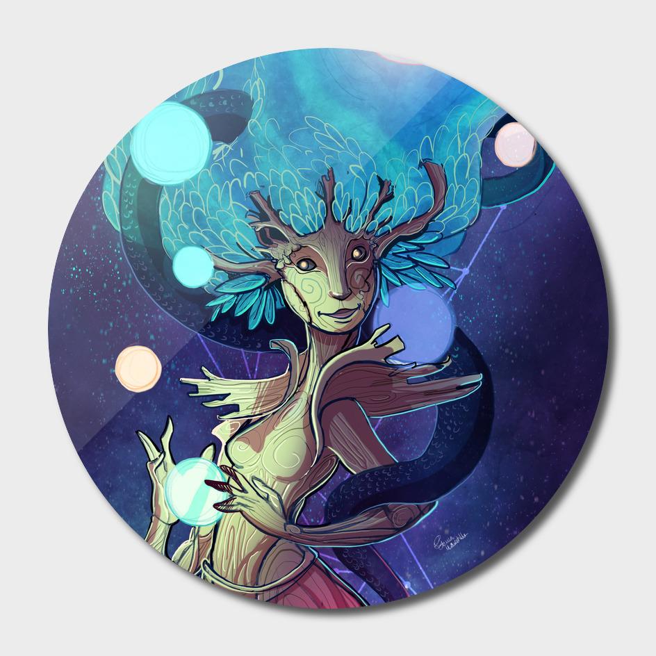 Yggdrasil, The World Tree