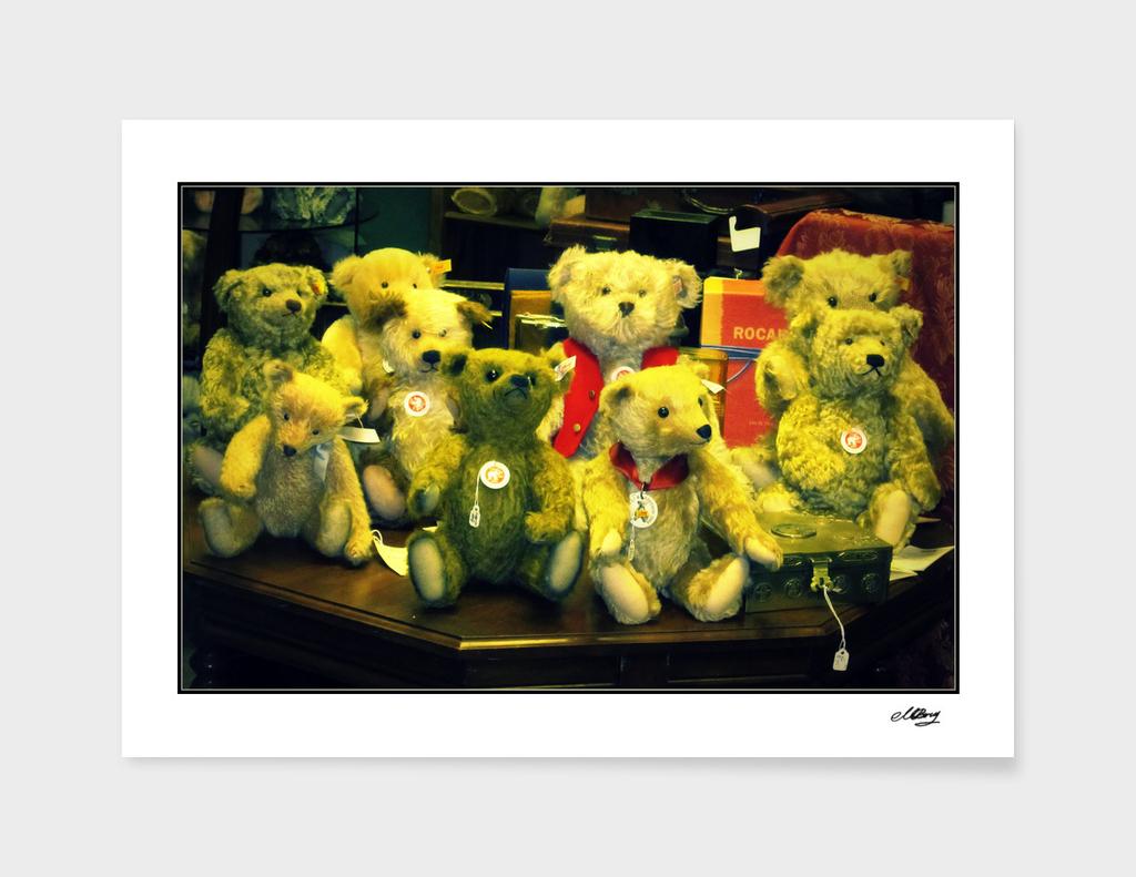 Teddyes