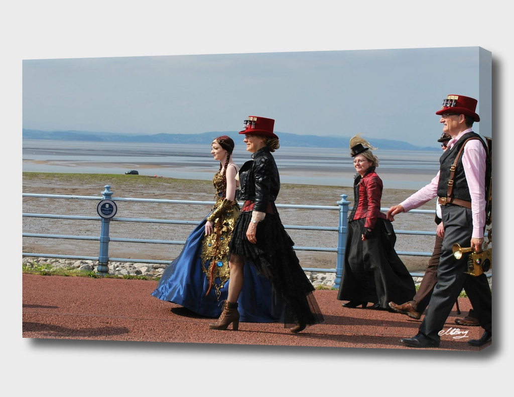 Steampunks by the Sea