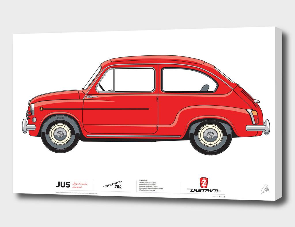 Fićo (Zastava 750)