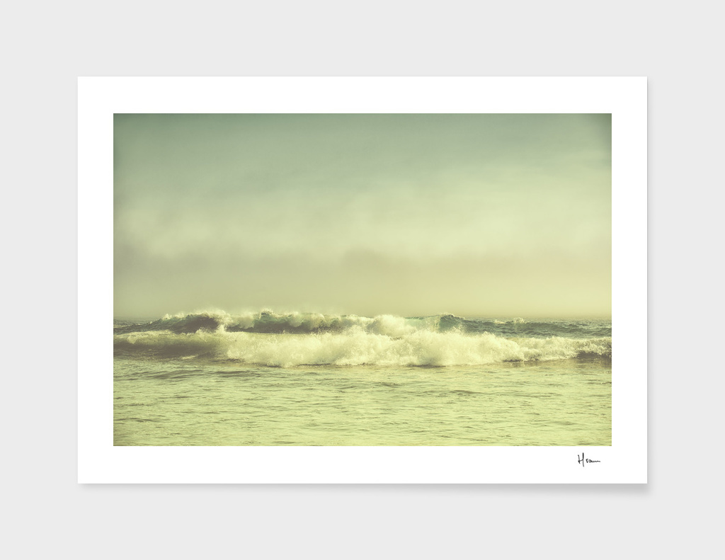 Into the waves II