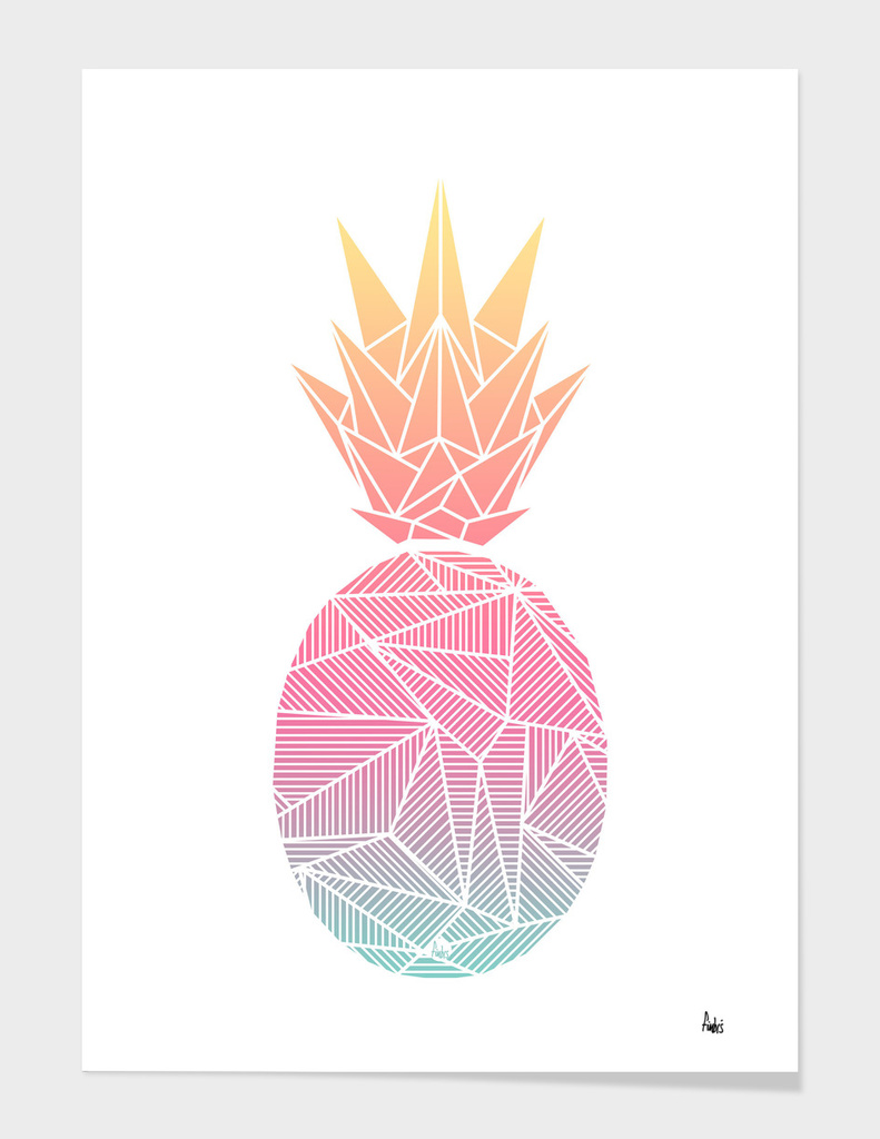 Beeniks Rays Pineapple