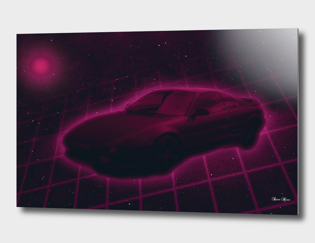 Pink Carway Planet