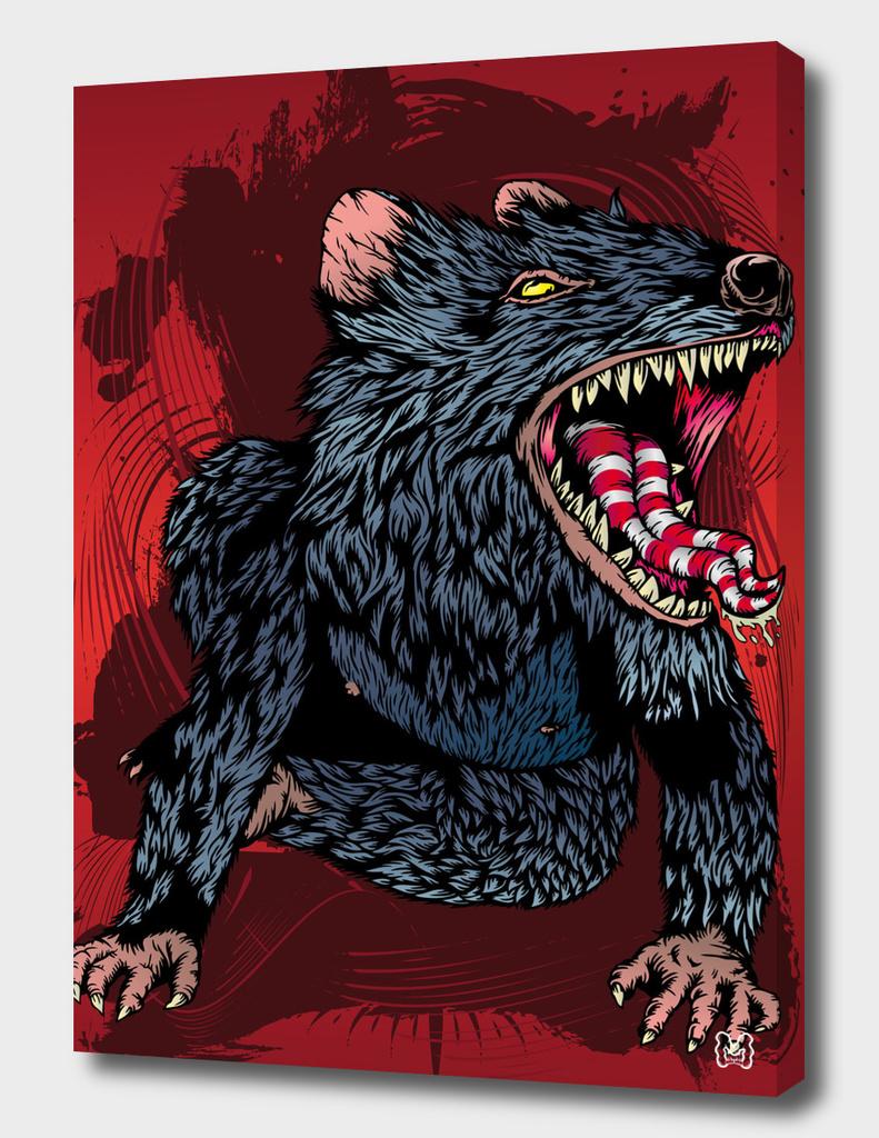 Baby Werewolf