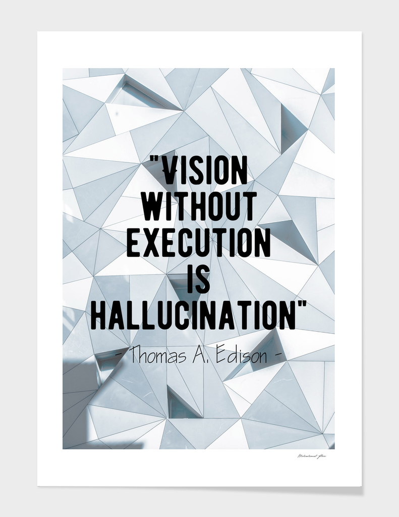 Motivational - Execute Your Tasks