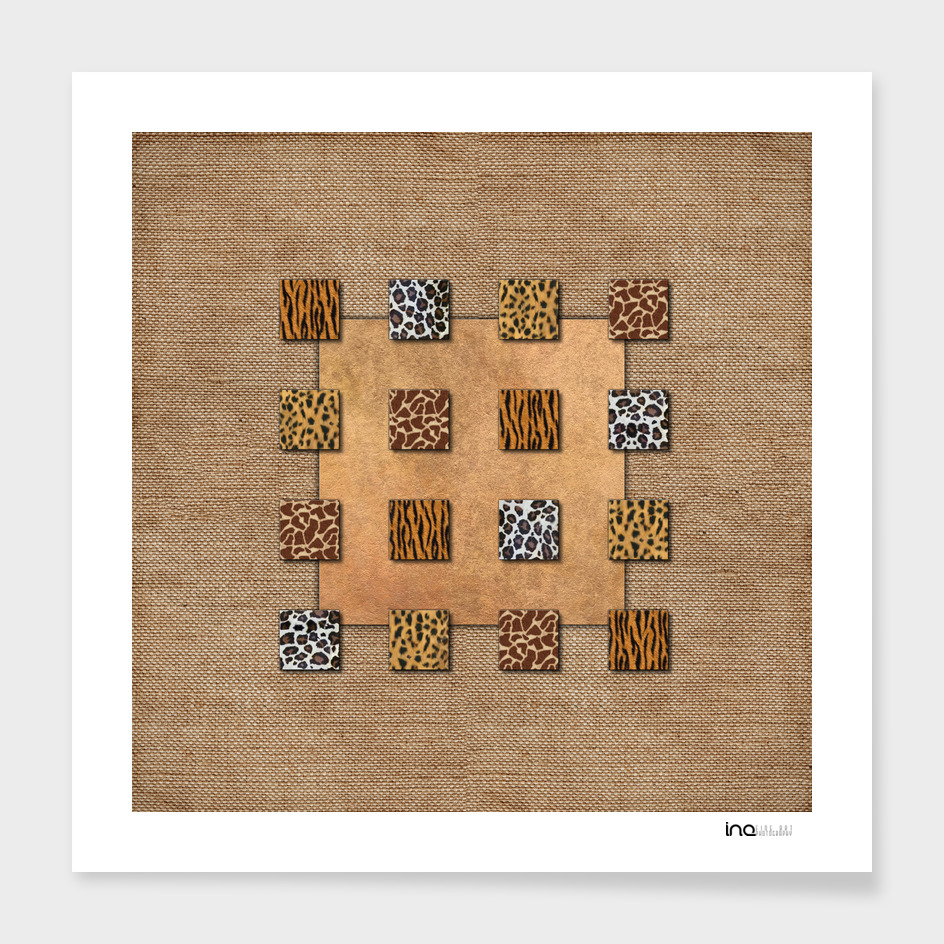 SQUARE AMBIENCE - Wild Animals