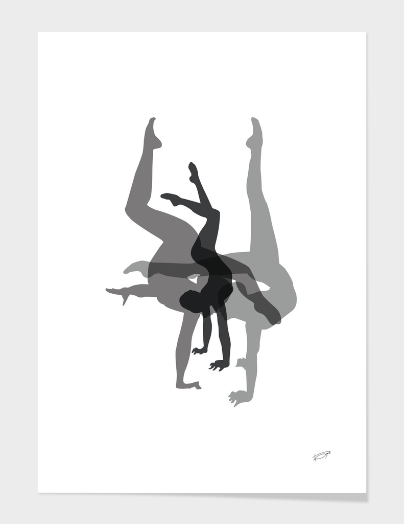 Contortions Circus Art