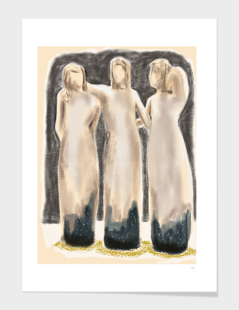 8-Three Sisters