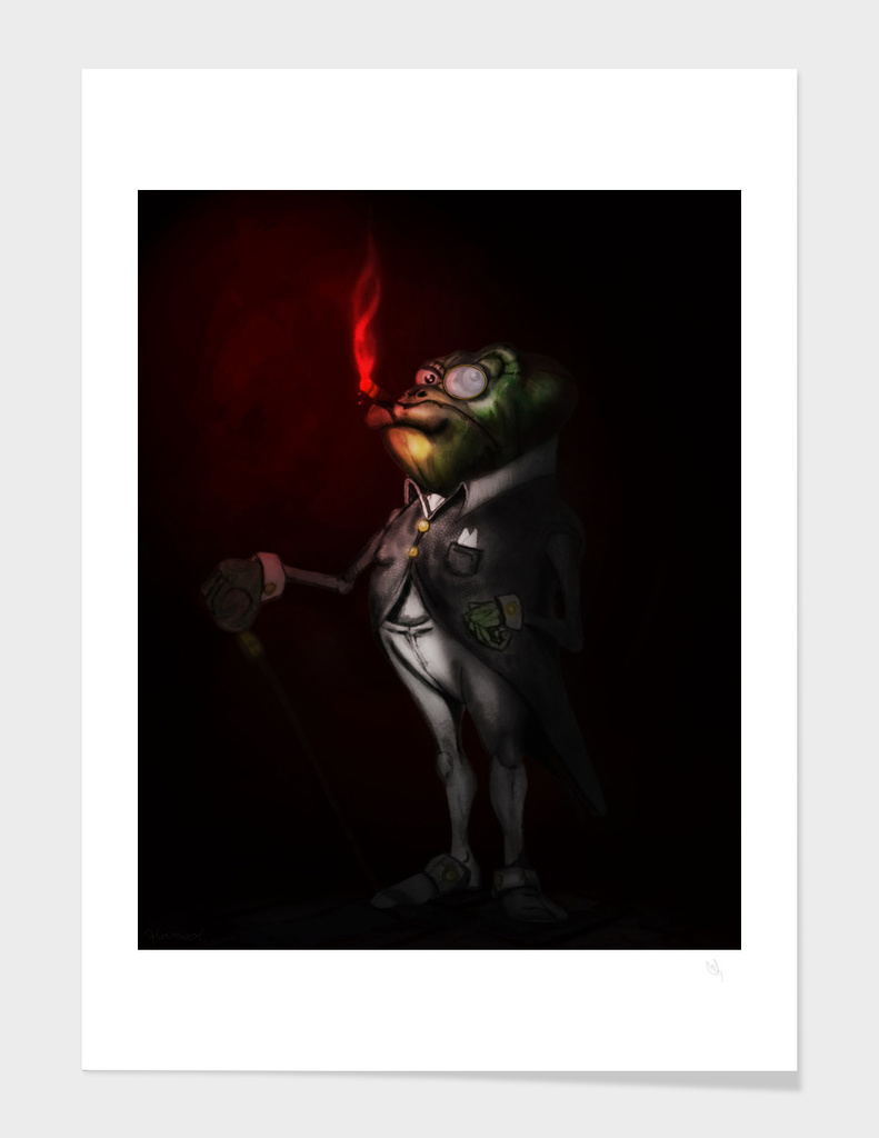 Dr. Frogy
