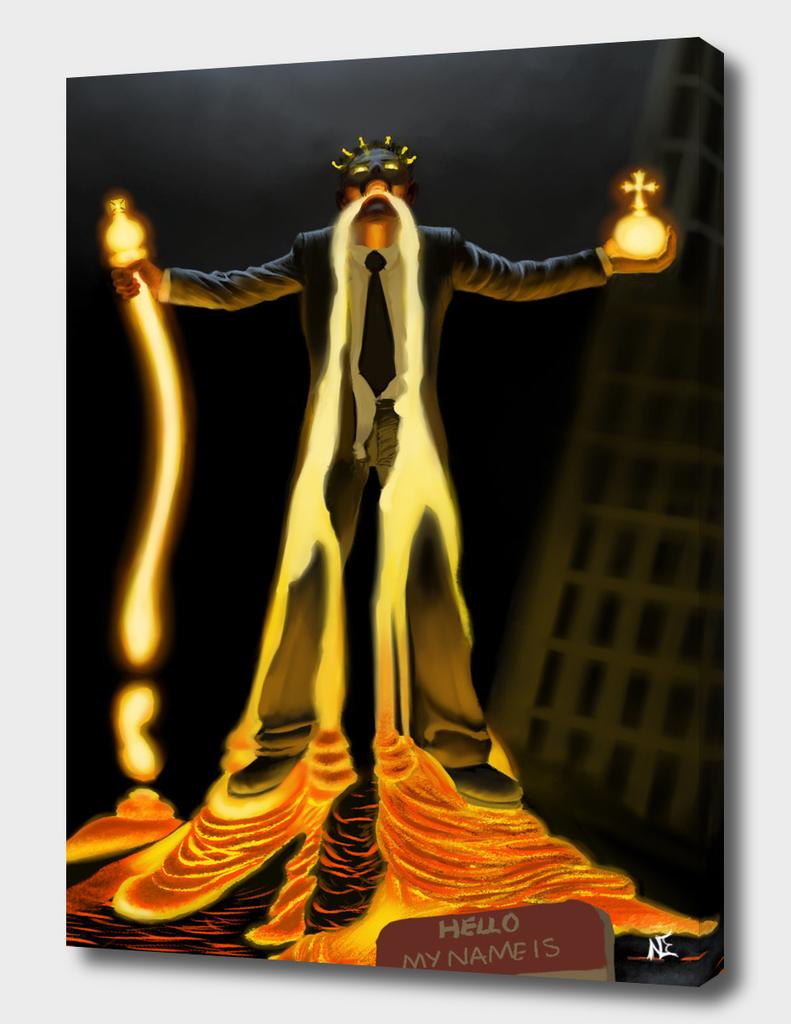 Grant The Lava King
