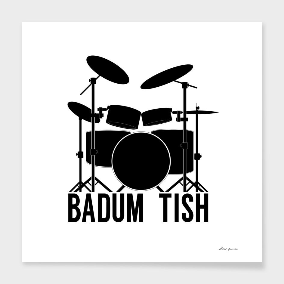 badum tish