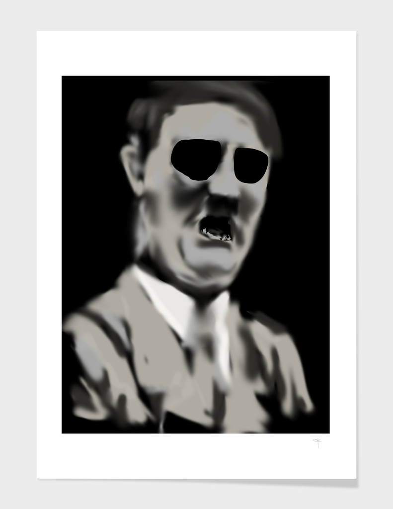 29 - Hitler and his Mouth