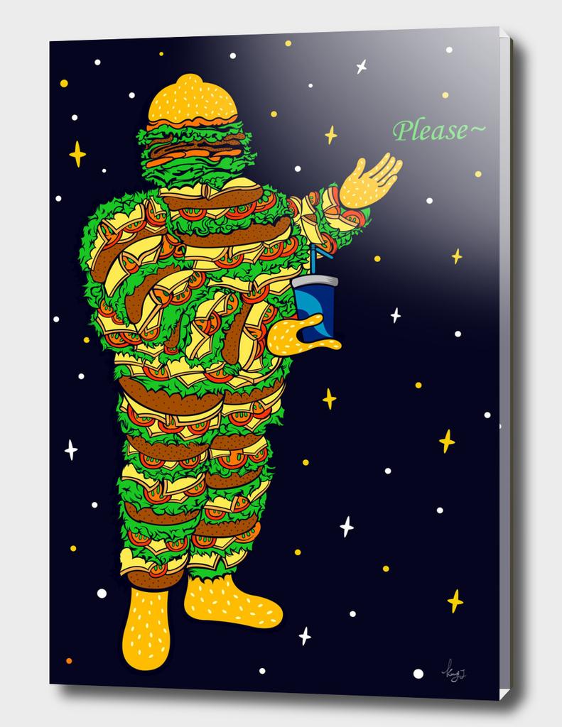 Michelin Hamburger