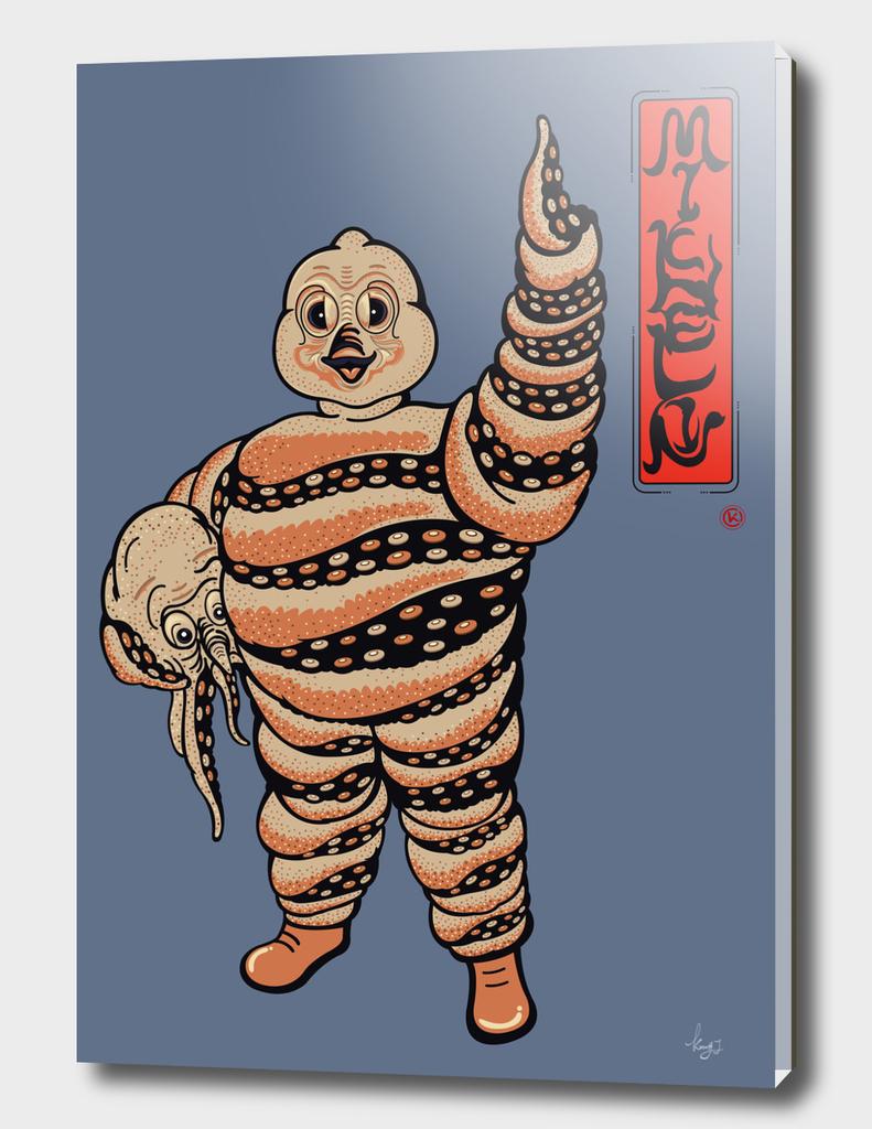 Octopus Michelin