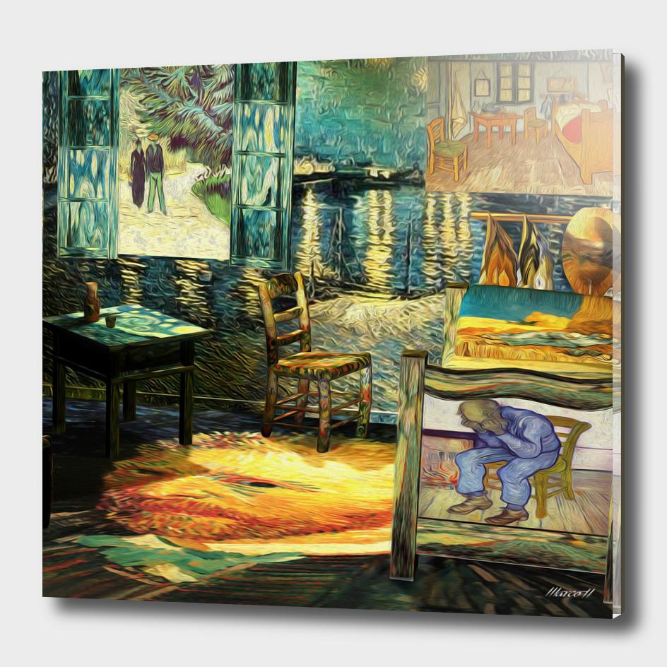 Van Gogh3D