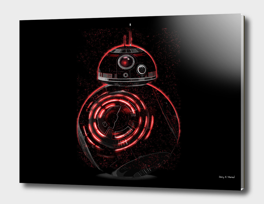 BB8 Darth Version