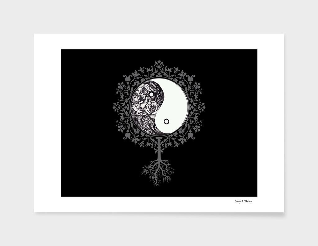 Yin Floral Yang