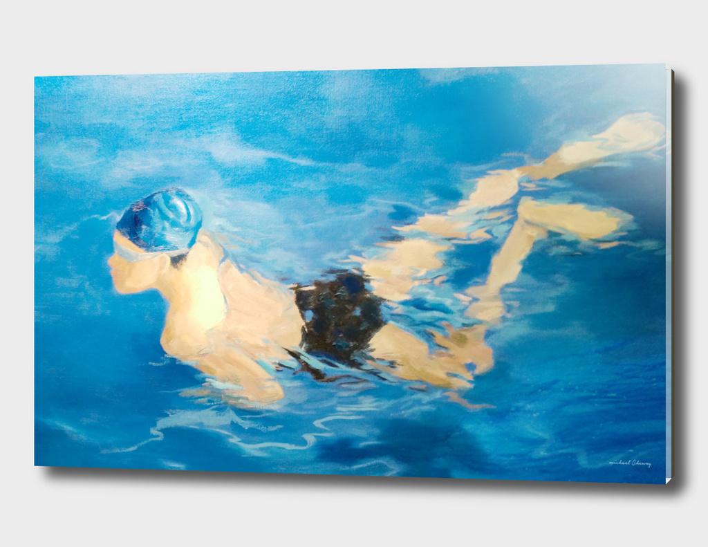 Water Rhythm #8