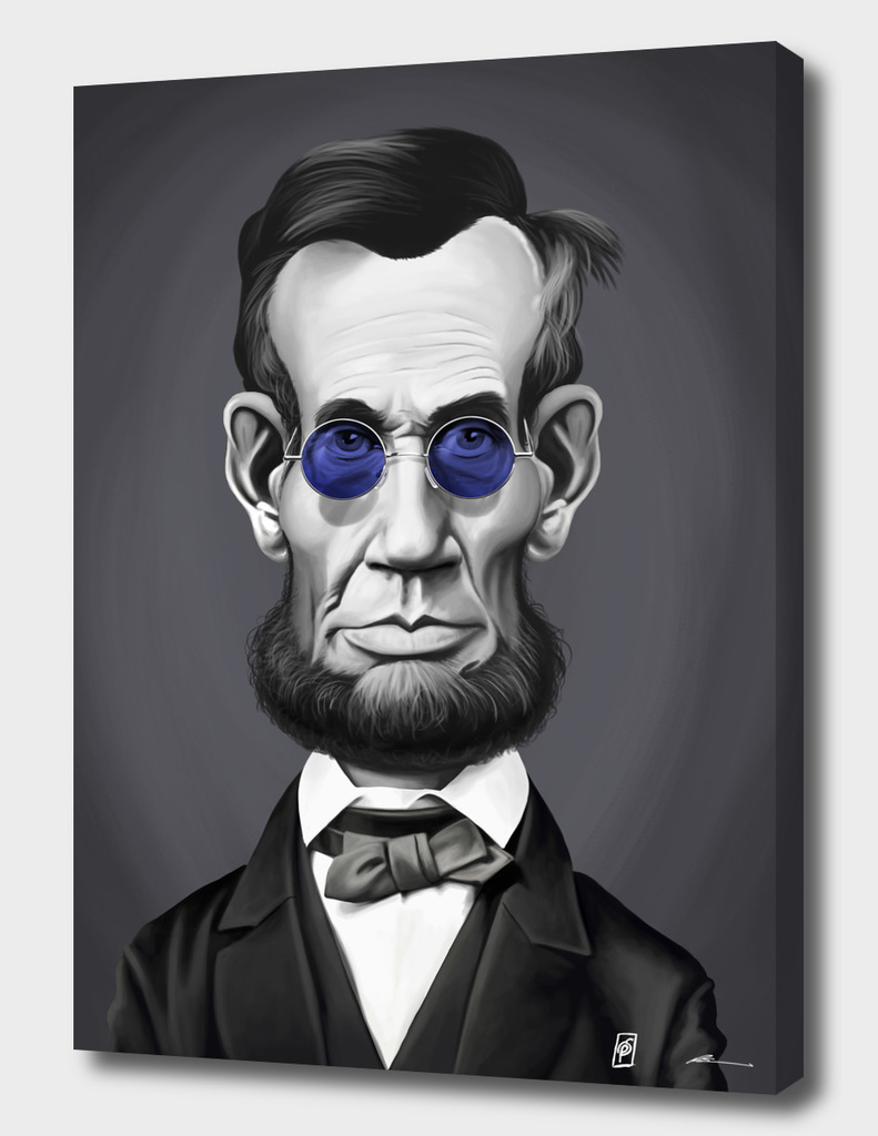 Abraham Lincoln Steampunk