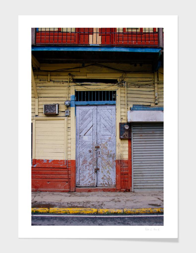Puerta N° 2.