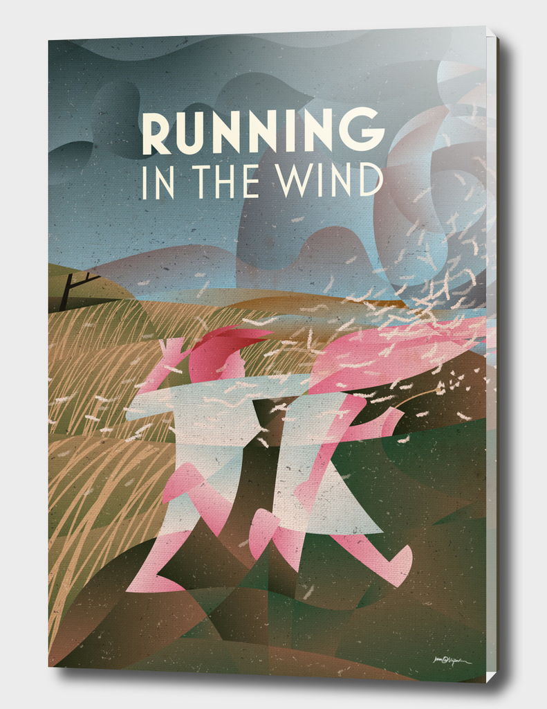 RUNNING IN THE WIND
