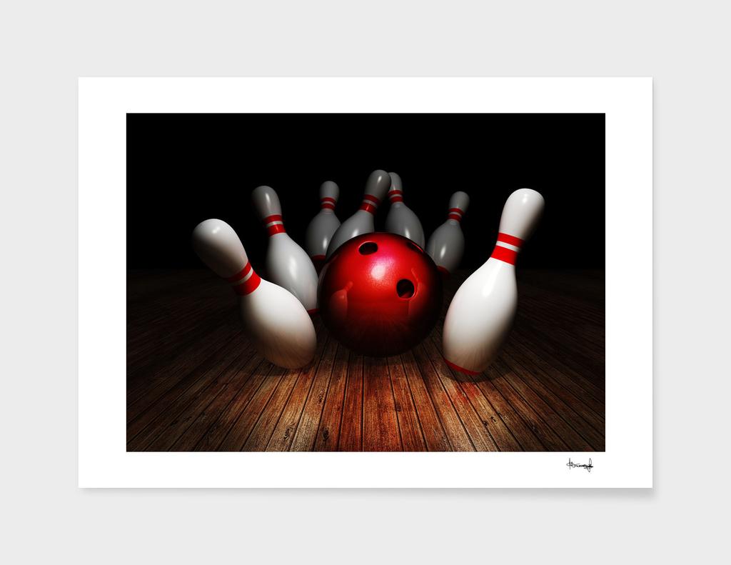 Bowling 3D Light