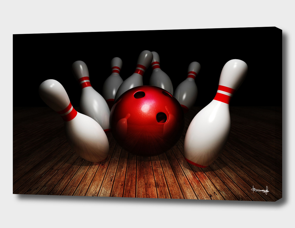 Bowling 3D Light